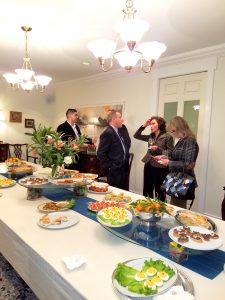 Ambassador's dining room